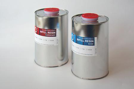 Infill-Resin